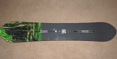 New Burton Mens Landlord Camber Directional Snowboard 154 cm