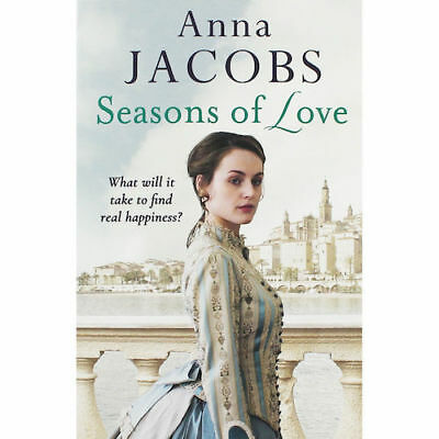 Anna Jacobs __ Seasons Of Love __ Brand New __ Freepost Uk
