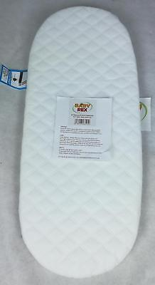 New Replacement Quilted Breathable Mattress Fits Bugaboo Donkey Fully Breathable