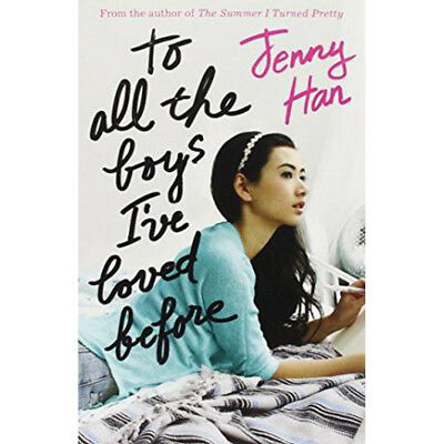 To All the Boys Ive Loved Before by Jenny Han (Paperback), Fiction Books, New