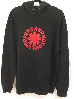 RED HOT CHILLI PEPPERS  hoodie, sweat shirt vtg vintage 90's Rock Funk Metal