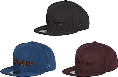 91fce14bf4da6 TROY LEE DESIGNS Classic Signature New Era Snapback Hat - Mens Lid ...