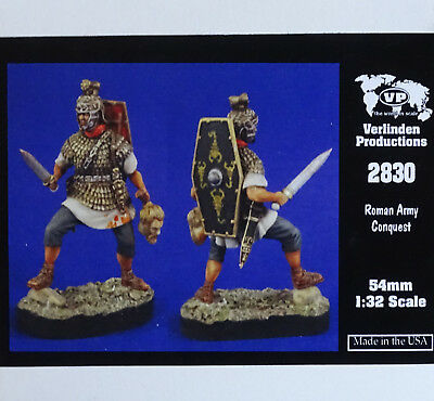 VERLINDEN PRODUCTIONS #2830 Roman Army Conquest Figur in 1:32