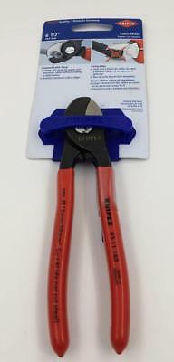 "Knipex 9511165 6-1/2"" Cable Shears 95 11 165"