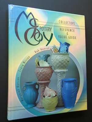McCOY POTTERY Collector's Reference & Value Guide Illustrated HB