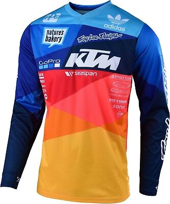 2019 Troy Lee Designs GP Air Jet Team Jersey - Motocross Dirtbike Offroad