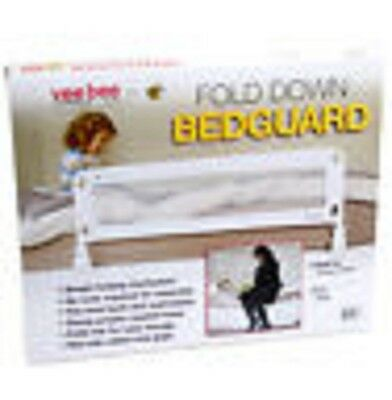 Brand New Vee Bee Fold Down Bedguard Toddler Child Bed