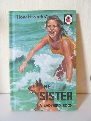 The Ladybird Book of THE SISTER - New