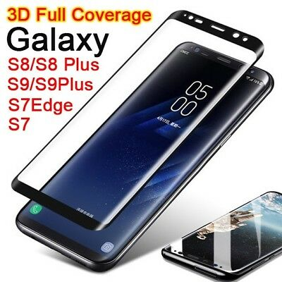 For Samsung Galaxy Note 9 8 3D Full Tempered Glass Cover 9h Explosion-proof TY