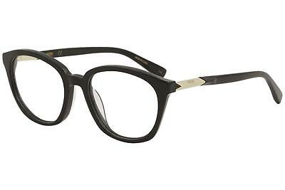 0b4f08eef489 CAZAL LEGENDS EYEGLASSES 672 001 Shiny Black Full Rim Optical Frame ...