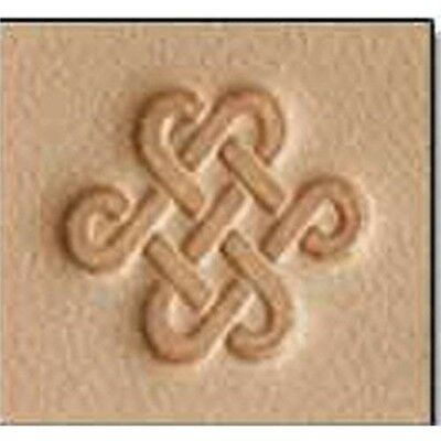 141 Leathercraft Tool - Craf Leatherclay Embossing Stamp Celtic 6614100