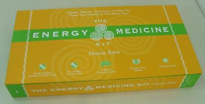 The Energy Medicine First Aid Kit by Donna Eden Boost Vitality Improves Health