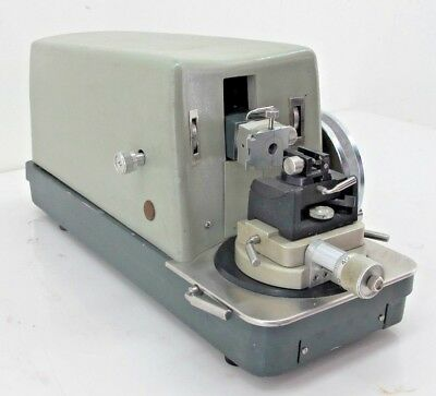 Sorvall JB-4 Microtome With Sorvall Glass Knife Maker
