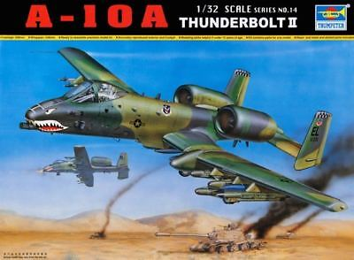 TRUMPETER® 02214 A-10A Thunderbolt II in 1:32