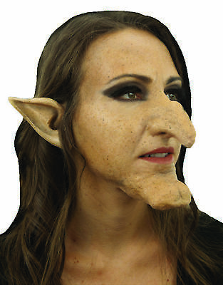 Witch Hazel Kit Nose Chin  Costume Accessories
