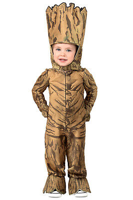 Guardians of the Galaxy Groot Baby Toddler Costume Princess Paradise 6 months-2T