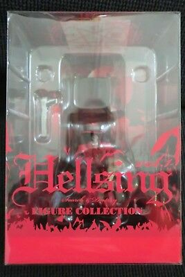 Hellsing Alucard Figure Collection  Hellsing Search & Destroy Awaiting Sdcc Ex