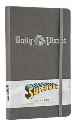 Hojas notas oficial Superman del diario planet Superman daily planet journal