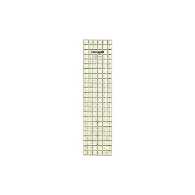 """Omnigrid Ruler 6""""x24 - Prym 6 x 24inch Universal Angles Scale Quilters Ruler6x24"""