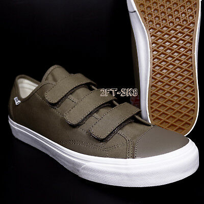 331cf0edfd VANS STYLE 23 V Canvas Walnut True White Men s Skate Shoes s89144 ...