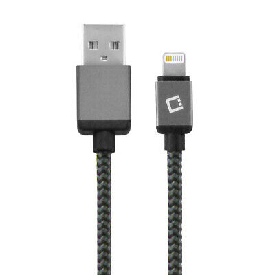 Apple MFI Certified Lightning Cable 8 Pin 10FT Long Braided USB Sync Charger