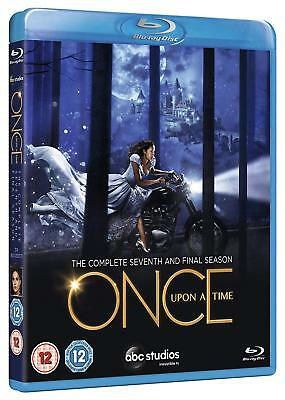 Once Upon A Time Complete Blu-Ray Season 7 Sprache: Englisch