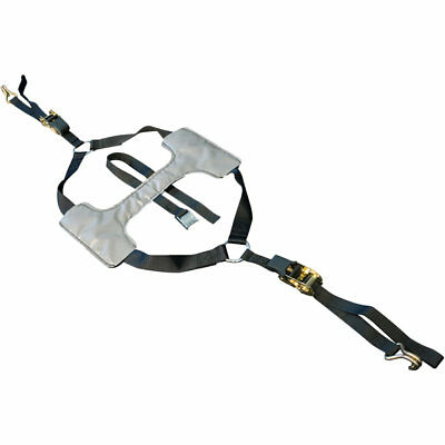 Bike It Tie-Down Tyre Fix Motorcycle Moped Transport Accessory Restraint System