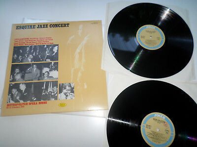 Various - Esquire Jazz Concert - 2 Lp