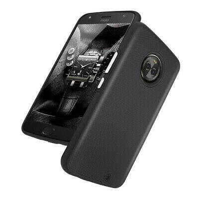For Motorola Moto X4 Slim Hybrid Armor ShockProof Rugged Protective Phone Case
