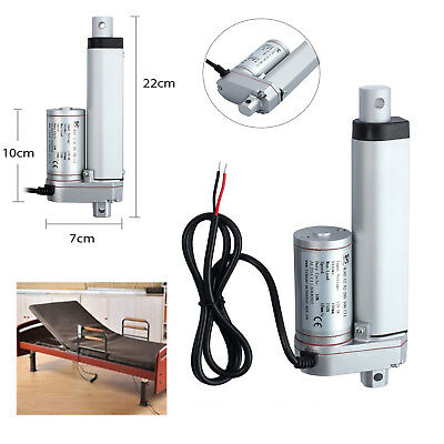 DC 12V 750N Linear Actuator Motor DC 4 inch For Auto Car RV Electric Door Opener