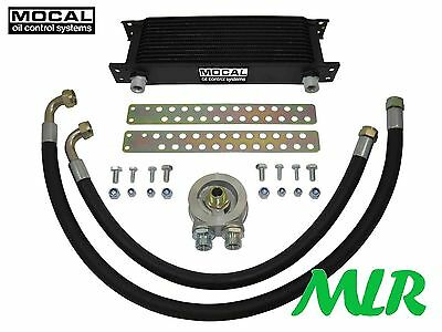 Vw Golf Corrado Vento Vr6 Mocal 13 - 19 Row 1/2 Bsp Engine Oil Cooler Kit Mlr.rn