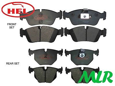 Hel Performance Bmw 3 Series E36 Berlina Track Day Front & Rear Brake Pads
