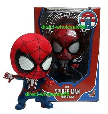 HOT TOYS COSBABY COSB639 SPIDER HAM MARVEL Spider Man Figure Doll Model Toy