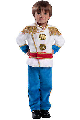 Prince Charming Toddler Child Costume Ethan Princess Paradise 18m 2T 3T 4T 4 5 6