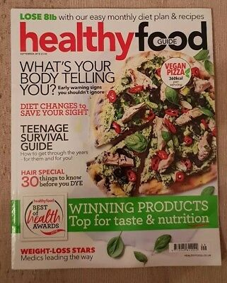 Healthy Food Guide Magazine September 2018