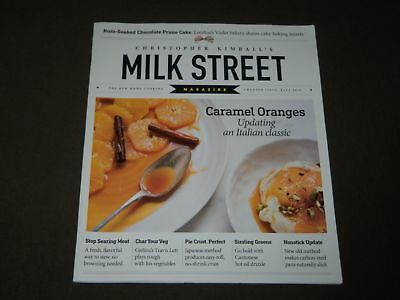 2016 Fall Christopher Kimball's Milk Street Magazine - Premier Issue - O 9737