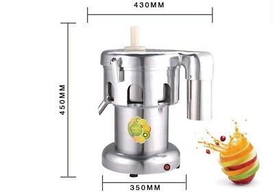 WF-A2000 Commercial Stainless Steel Automatic Juicer !!