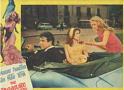Pleasure Seekers Ann Margret Tony Francisoa Taffin Vintage Org U.s. Lobby Card