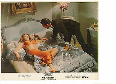 The Swinger Ann Margret Tony Francisoa Vintage Original 8X0 Color Still Photo #2