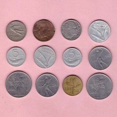 Italy (1911-1959) - Coin Collection Lot # Z-6 - World/Foreign/Europe