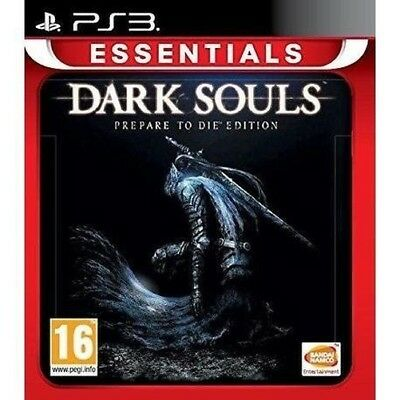 PS3 Game Dark Souls to Prepare the Edition New