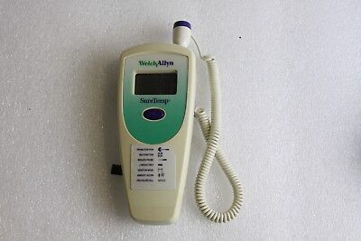 Welch Allyn Suretemp 679 Thermometer with Oral Temperature Probe - No Back Cover