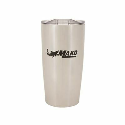 Mako Boats 20 oz Stainless Steel Travel Mud Tumbler