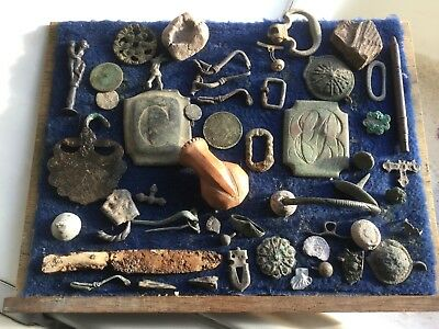 Big Lot Of Detecting Finds 4