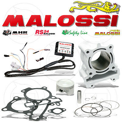 MALOSSI Set ECU FORCE MASTER + Zylinder Tech Ø63 180cc YAMAHA YZF-R 125