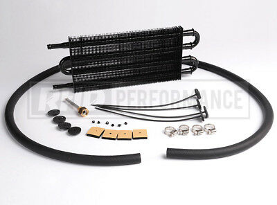Rhd Universal Transmission/power Steering Oil Cooler Kit - Race Drift Track