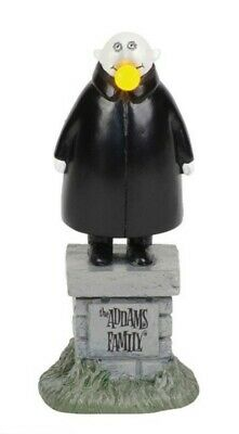 Dept 56 Addams Family Uncle Fester #6002951 Lighted BRAND NEW 2018 Free Shipping
