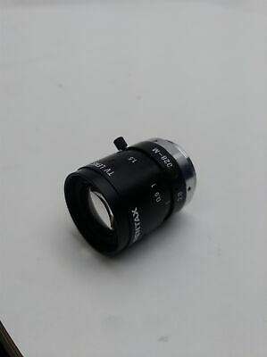 Pentax C5028-M Machine Vision Camera Lens, 50mm Focal Length, 1:2.8, C-Mount
