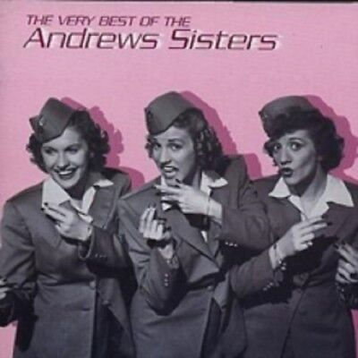 The Andrews Sisters The Very Best of the Andrews Sisters New CD