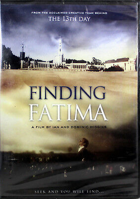 """Finding Fatima NEW DVD Drama Acclaimed Creative Team Behind Film """"The 13th Day"""""""